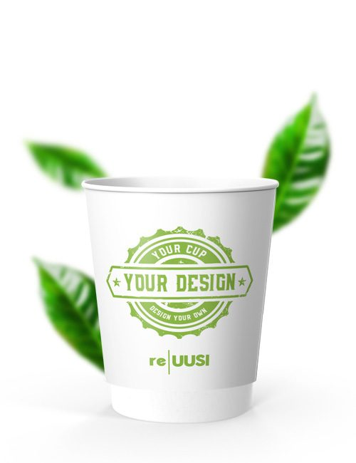 reuusi double wall cup 8oz