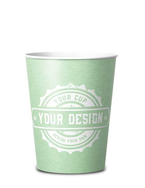 12oz Single Wall Bio Cup