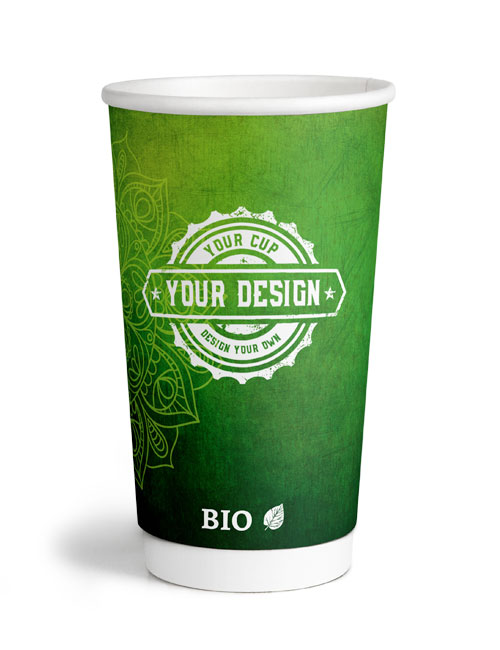 20oz Double Wall Bio Cup