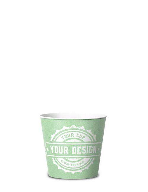 4oz Single Wall Bio Cup