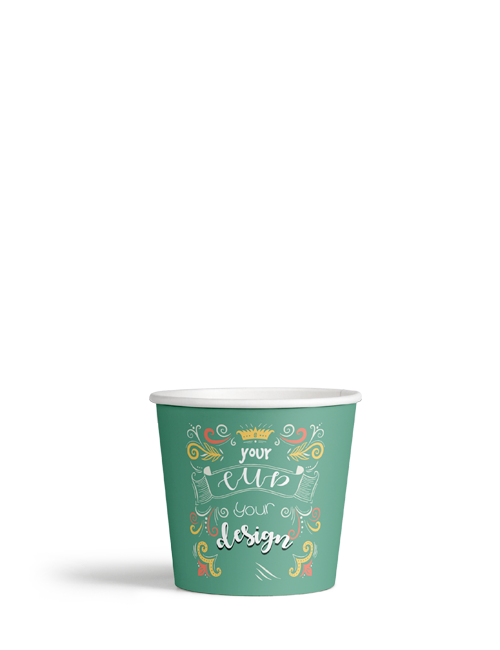 4 oz Ice Cream Cup