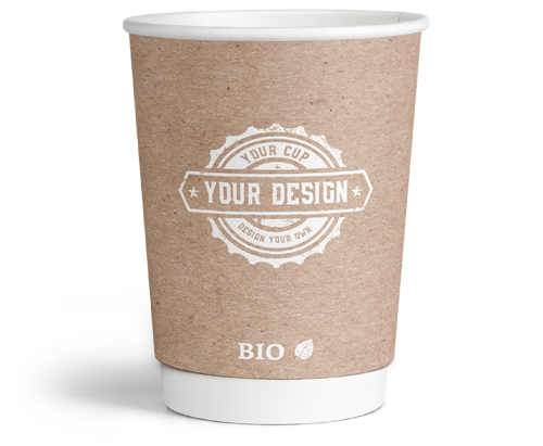 Double Wall Compostable Bio Cups