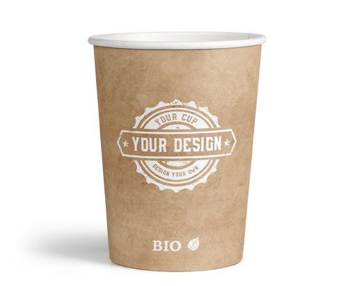Single Wall Compostable Bio Cups