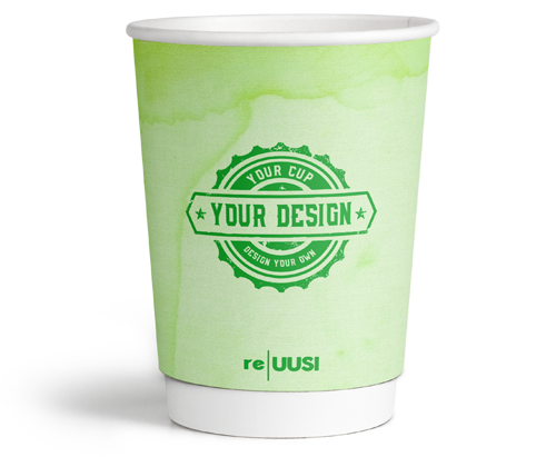 Double Wall Recyclable Cups