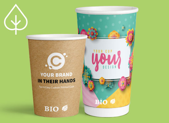 Compostable Paper Cups from Cup Print