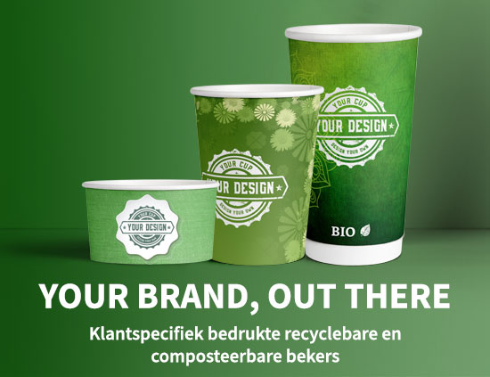 Recyclebare Koffiebekers