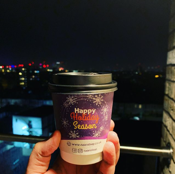 holiday paper cup designs
