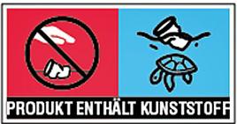 SUPD turtle logo German text